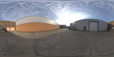 HDRI Pack 009 Industrial Unit