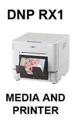 DNP RX1 PRINTER AND CONSUMABLES -TO BUY SCROLL DOWN