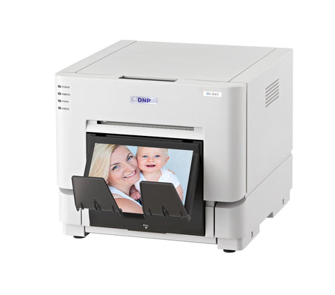 DNP RX1 PRINTER NEW 1 YEAR WARRANTY FREE BOX OF PAPER(6X4)