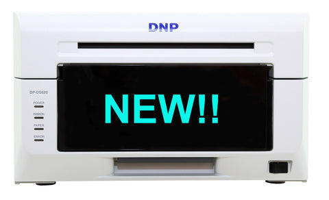 DS620 DYE SUBLIMATION PRINTER NEW