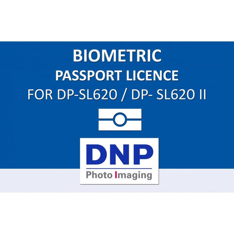 Biometric licence for DNP Snaplab inc install and demonstration