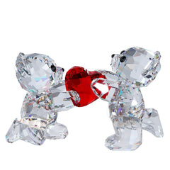 Swarovski Bears with Heart