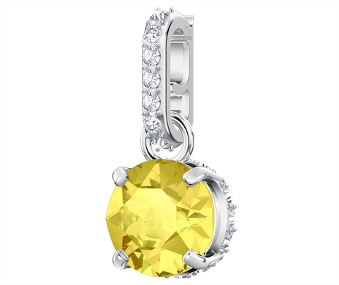 Swarovski REMIX COLLECTION CHARM November Birthstone, Yellow -5437326