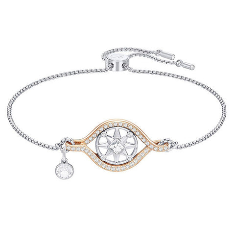 Swarovski HUMANIST COMPASS Bracelet, Mixed Color-5353211