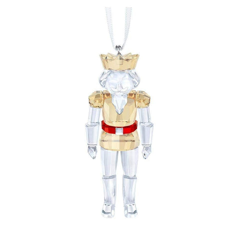 Swarovski Crystal Christmas Ornament NUTCRACKER - 5223690