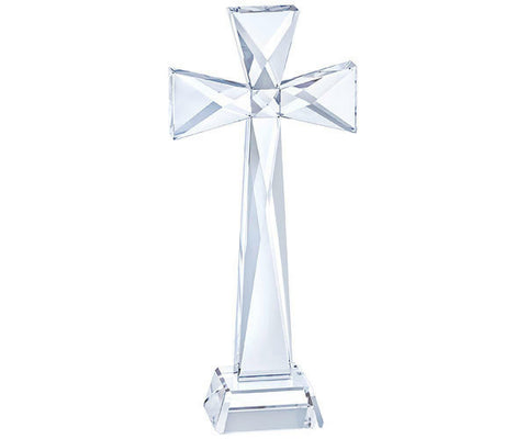 Swarovski Clear Crystal Figurine BRILLIANT CROSS - 5374473