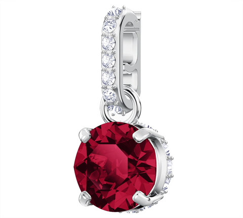 Swarovski REMIX COLLECTION CHARM JULY Birthstone, Red -5437318