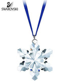 Swarovski Crystal Christmas Figurine Ornament LITTLE SNOWFLAKE ORNAMENT #934706 - Zhannel  - 1