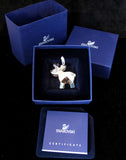 Swarovski Crystal Christmas Figurine Ornament ROBBIE THE REINDEER #1086145 - Zhannel  - 3
