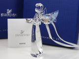 Swarovski Crystal Christmas Figurine Christmas ANGEL ORNAMENT 2014 #5047231 - Zhannel  - 2