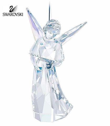 Swarovski Crystal Christmas Figurine Christmas ANGEL ORNAMENT 2014 #5047231 - Zhannel  - 1