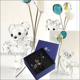 Swarovski Crystal Figurine BALLOONS FOR YOU Kris Bear #1016622 - Zhannel  - 2