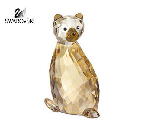 Swarovski Colored Crystal Figurine TED Bear #1039557 - Zhannel  - 1