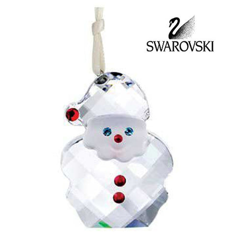 Swarovski Crystal Christmas Ornament SANTA CLAUS ORNAMENT #5103223 - Zhannel