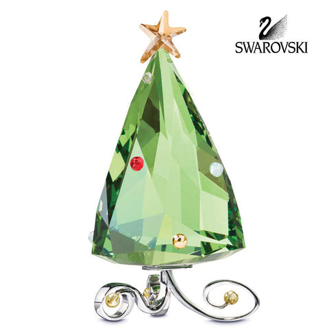 Swarovski Crystal Figurine Christmas WINTER TREE #5155709 - Zhannel