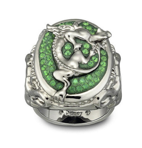 Swarovski Pirates Of Caribbean Angelica Crystal RING - Zhannel