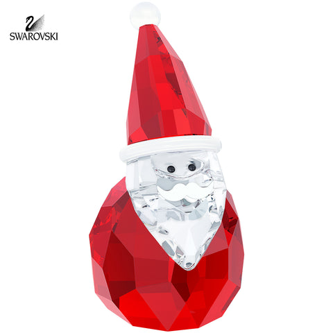 Swarovski Crystal Christmas Figurine SANTA CLAUS #5059033 New - Zhannel  - 1