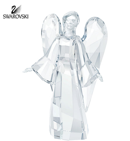 $399 Swarovski Clear Crystal LARGE Christmas Figurine ANGEL SOPHIA #5058741 - Zhannel