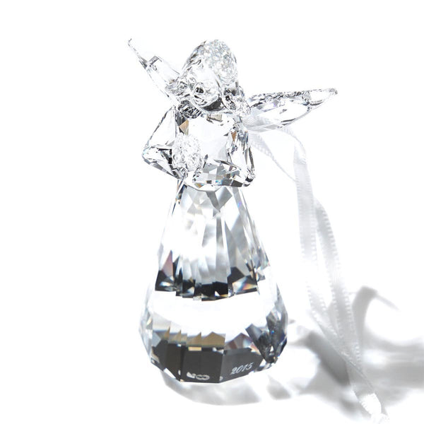 Christmas Ornament Angels From Office Supplies: Swarovski Christmas Ornament ANGEL ORNAMENT #5135833