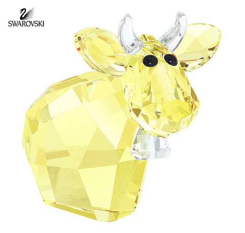Swarovski Crystal Figurine MINI MO TENDER YELLOW Limited Edition 2015 #5125945 - Zhannel