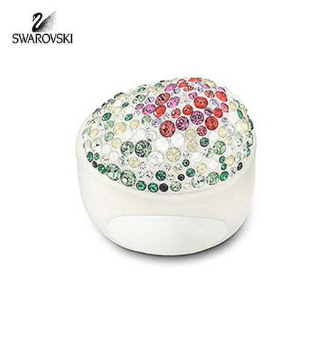 Swarovski Multicolor Crystal OPALINE Ring Size Large/58/8 #993747 - Zhannel  - 1