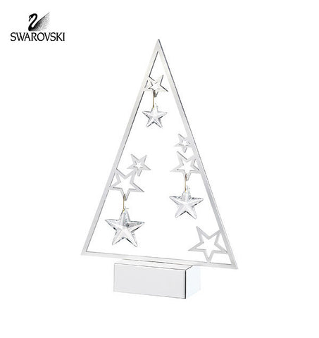 Swarovski Christmas Figurine CHRISTMAS TREE DISPLAY & ORNAMENTS #5064271 - Zhannel  - 1