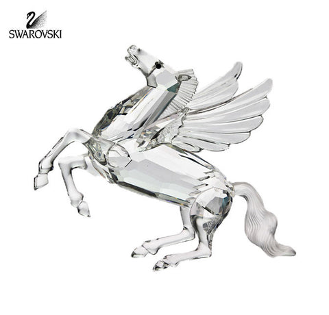 "Swarovski Crystal Figurine 1998 Fabulous Creatures ""The PEGASUS"" #216327"