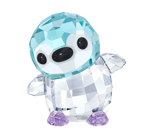 Swarovski SCS Crystal Figurine BIG BROTHER PACO PENGUIN -5301623