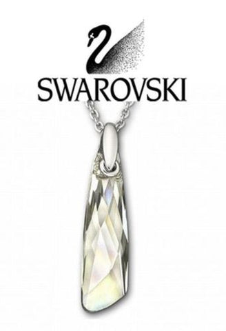 Swarovski Crystal STONEHENGE Black Diamond Mini Pendant #1014332 - Zhannel  - 1