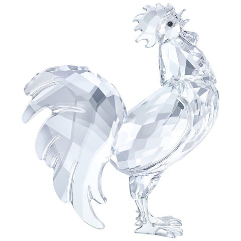 Swarovski Crystal Figurine ROOSTER, Clear- 5135943