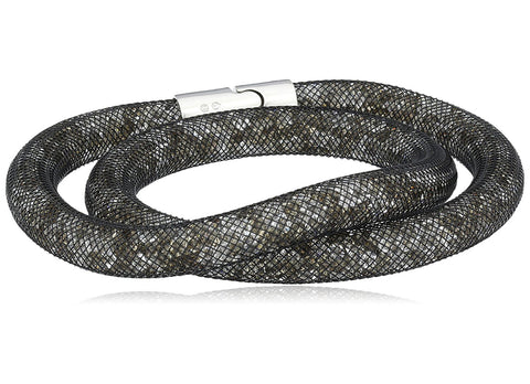 of premium accessories fashion bracelet melech grey picture python