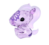 Swarovski Color Crystal Figurine ZODIAC UMA THE HORSE #5004518