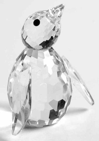 Swarovski Crystal Figurine MINI PENGUIN - 7661NR33
