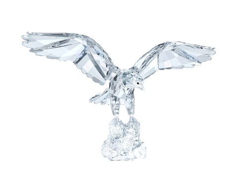 Swarovski Large Crystal Figurine EAGLE -5302524