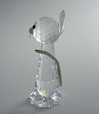 Swarovski Crystal Figurine REPLICA CAT, Clear -183274