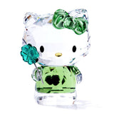 Swarovski Color Crystal Figurine HELLO KITTY LUCKY CHARM #5004741