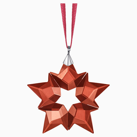 Swarovski Crystal Christmas Holiday Ornament 2019, Red, Small -5524180
