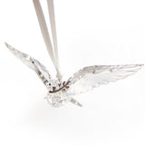 Swarovski Crystal Christmas Ornament PEACE DOVE ORNAMENT -5403313