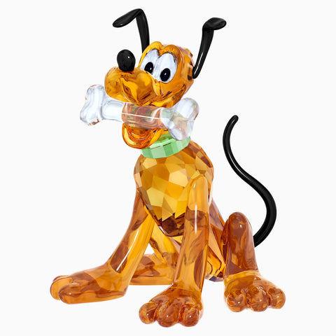 Swarovski Colored Crystal Figurine Disney PLUTO -5301577