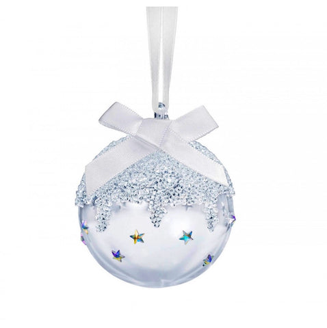Swarovski Classic Crystal CHRISTMAS BALL ORNAMENT, Small -5464884