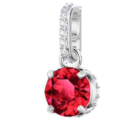 Swarovski REMIX COLLECTION CHARM JANUARY Birthstone, Red -5437315