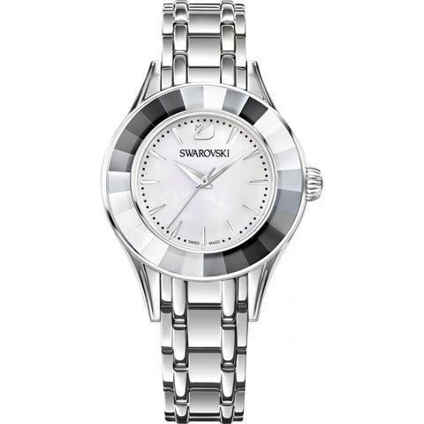 Swarovski Crystal ALEGRIA WATCH, Silver, Stainless Steel - 5188848