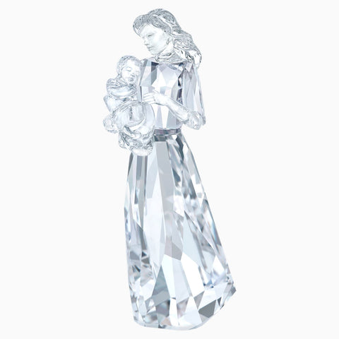 Swarovski Clear Crystal Figurine A LOVING BOND -5372577