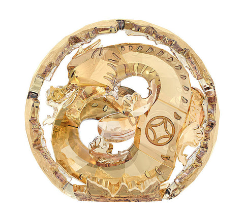 Swarovski Crystal Figurine Chinese ZODIAC DRAGON, Large -5063126