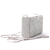 Swarovski Crystal Rhinestone Kiosque Evening Bag - 865282