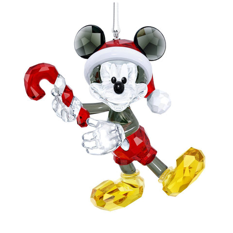 Swarovski Crystal Christmas Ornament MICKEY MOUSE -5412847