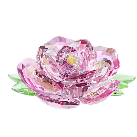 Swarovski Crystal Flower Figurine PEONY, Color -5136721