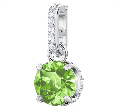 Swarovski REMIX COLLECTION CHARM August Birthstone, Light Green -5437317