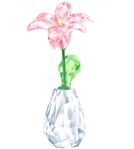 Swarovski Crystal Figurine FLOWER DREAMS - LILY -5439224