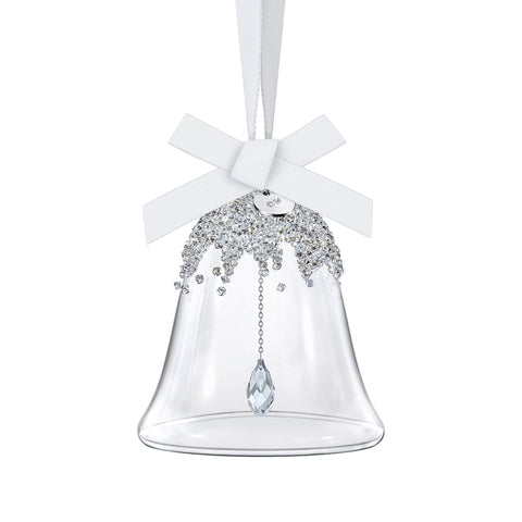 Swarovski Crystal Christmas Ornament 2016 CHRISTMAS BELL, Small -5223276